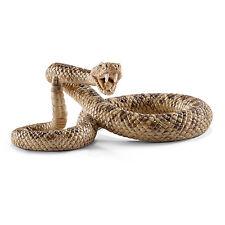 Z18 ) Schleich (14740) Klapperschlange Schlange Wildlife Wildtiere