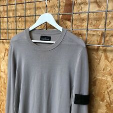 NEW £395 Stone Island Shadow Project crewneck jumper/sweater XL grey