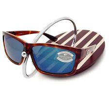 b2297d7929 Costa Del Mar UT 51 OBMGLP Cut Honey Tortoise Blue Mir W580 Sunglasses