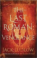 Complete Set Series - Lot of 3 The Last Roman books by Jack Ludlow Vengeance