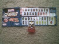 Marvel Ooshies Series 1 & 2 Pencel Topper - Complete Your Collection