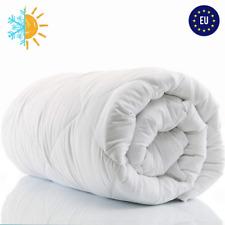 Steppdecke Bettdecke Hypoallergen Decke Microfaser Steppbett für Sommer Winter