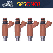 4PCS Fuel Injector CDH210 For Yamaha outboard 115HP Mitsubishi Eclipse INP771