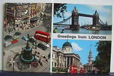 John Hinde Ltd Posted Collectable London Postcards