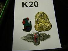 Orden und Ehrenzeichen, Abzeichen, Wappen von Anno bis Dato (K20)