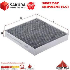 SAKURA Cabin Filter For MITSUBISHI LANCER RALLIART SPORTBACK CJ 2.0L 2008 - 2013