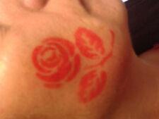 Prodotti rosi per tatuaggi non permanenti