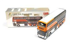 TINY Hong Kong City #111 Die-cast Model Toys Car LWB ADL Enviro500 New Livery