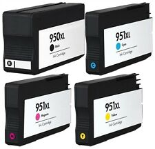 4 Color Ink Cartridge for HP 950XL 951XL OfficeJet Pro 8600 e-All-in-One Printer