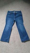Eddie Bauer Jeans Boot Cut Curvy Size 14 S
