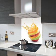 Perspex Acrylic Splashback 15cm x 15cm Sample Of Fruit Cocktail