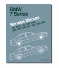 BMW 7 Series Service Manual 1988-94 (E32): 735i, 735iL, 750iL by Bentley...