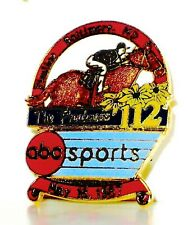 "1987 - 112th Preakness Stakes Official ""ABC Sports"" Lapel Pin - MINT"