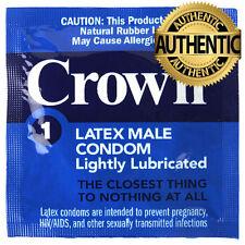 96 X Okamoto Crown Skinless Condoms ❤ Super Thin Latex ❤ ☆☆ 100% Genuine ☆☆