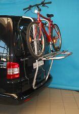 Uebler Fahrrad  Heckträger Primavelo VW T5 mit Heckklappe für 2 Räder