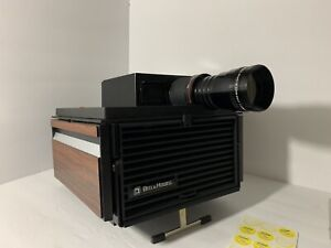 bell howell af70 Original Box And Paperwork In Perfect Condition Tested Works!!!