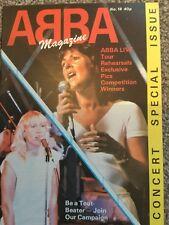 abba magazine No.18