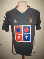 Benfica away Portugal football shirt soccer jersey voetbal trikot camisa size S