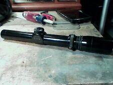Burris 1.5x4x pistol handgun scope