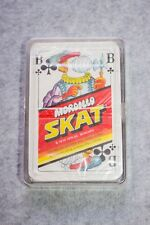 Mordillo Skat Spielkarten | Gelbe Rückseite, Heye Verlag, 32 Blatt, neu, ovp