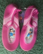 Dora The Explorer Water Shoes NWT