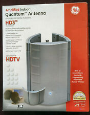 GE Amplified Quantum Antenna HD 3 Technology For Amplified TV Reception 24775