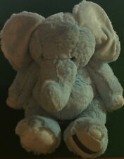 "Herrington Teddy Bears 2015 Signature Collection 9"" Soft Plush BLUE ELEPHANT"