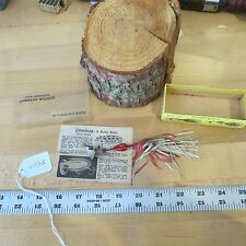Vintage Hawaiian Wiggler  Deep Runner fishing lure (lot#10935)