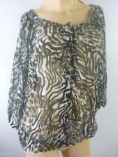 H&M Damenblusen, - tops & -shirts aus Polyester