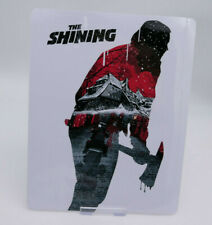 THE SHINING - Glossy Bluray Steelbook Magnet Cover (NOT LENTICULAR)