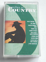 Miles Of Country - Cassette Tape, Used Very Good