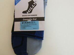Hilly twin skin  anklet socks unisex running jogging socks