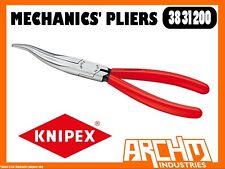 KNIPEX 3831200 - MECHANICS' PLIERS - 200MM GRIPPING HIGH BENDING STRENGTH STEEL