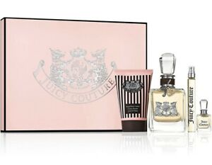 Juicy Couture Juicy Couture 4 Piece Fragrance Gift Set, 3.4 ct.