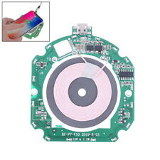 1Pc 10W QI Fast Wireless Charger PCBA Module Transmitter Circuit Bo JxMYUS