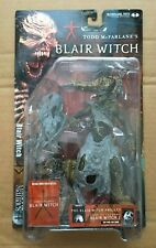 MOVIE MANIACS 4 BLAIR WITCH TREE HEAD VARIANT ACTION FIGURE 2001