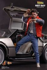 Hot Toys MMS257 Marty Mcfly Sideshow Exclusive - Back to the Future