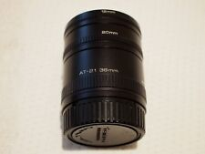 Vivitar 17-58mm extension tubes for Olympus OM
