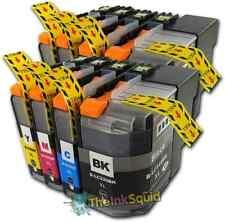 8LC225XL + LC229XXL Cartuchos de tinta para la impresora Brother MFCJ 5625DW MFCJ 5720DW