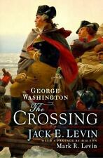George Washington: The Crossing by Mark R Levin FREE SHIPPING hardcover book