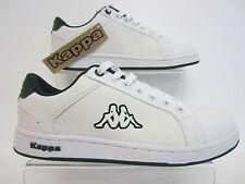 Kappa Mens Tennis Lace Maresas White  Green (GO) 5b5cfc8c5fc