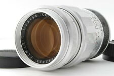 [NEAR MINT] Leica Elmarit M 90mm F/2.8 Silver Lens from japan #282