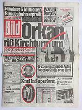 Imagen periódico 21.1.1986, Hildegard Knef, Denver, O.W. Fischer, Nastasya Kinski