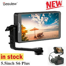 Bestview S6 Plus 4K 5.5 Inch Touch Screen 3D LUT Field Monitor HDMI FHD Camera