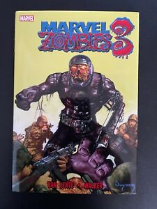 Marvel Zombies #3 2009 1st Print Hard Cover Signed Suydam High Grade Marvel OS-5