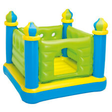 Intex Inflatable Junior Jump-O-Lene Kids Castle Bouncer for Ages 3-6 | 48257EP