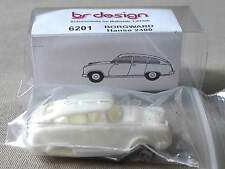 Borgward Hansa 2400   - 1:87 bs-design Resin