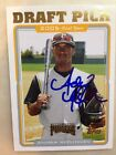 ANDREW McCUTCHEN Signed Autographed Topps 2005 1st Year Baseball Card AUTO