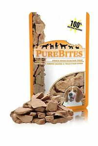 PureBites® Freeze Dried Duck Dog Treat 1.23oz / 35g