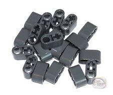 LEGO Technic - 20 x 2L Liftarms w/Axle Hole - DBG - New - (NXT, Mindstorm, EV3)